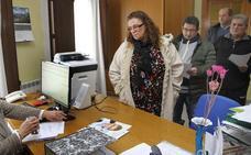 La secretaria de Lantadilla justifica el estado de las cuentas del Ayuntamiento