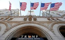 Denuncian a Trump por obtener ganancias financieras provenientes del exterior violando la Constitución