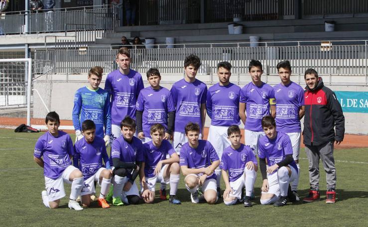Memorial Tonino de fútbol del Club Navega