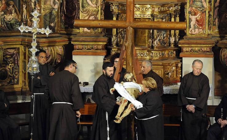 El Descendimiento en Villavicencio de los Caballeros