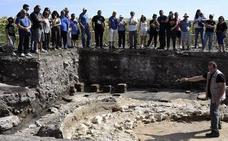 Un enorme 'spa' al estilo romano en el noroeste segoviano