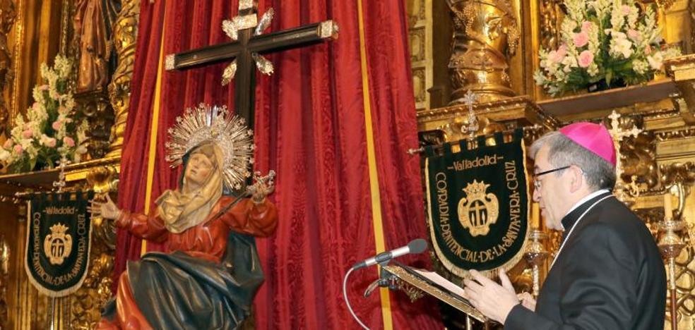 Argüello ruega a la Virgen que aliente la solidaridad con los desfavorecidos