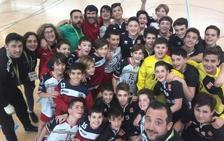 Gran balance para el BM Ciudad de Salamanca en el Torneo Andebolmania 2018 de Portugal