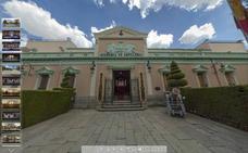 La Academia de Artillería de Segovia en 360 grados