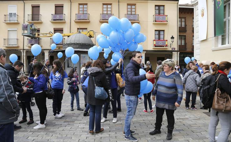 Palencia se implica con el Autismo