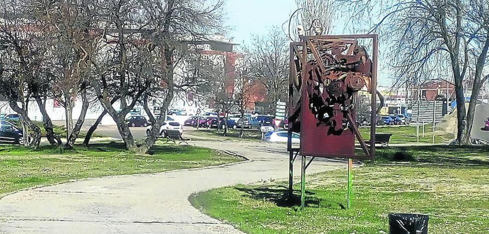 Laguna denomina Parque de la Memoria a la plaza de las víctimas del franquismo