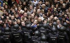 Puigdemont admite «desórdenes públicos» en el 'procés' pero nunca «violencia»