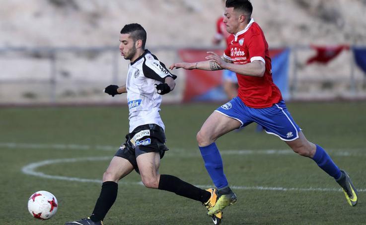 Sporting Uxama 0-1 Palencia Cristo