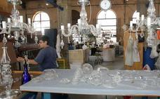 Los nuevos gestores aplican el plan director de la Real Fábrica de Cristales