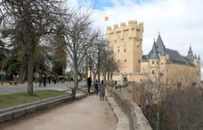 Un castillo de cuento en plena urbe