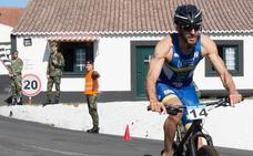 El vallisoletano Fran López inicia con un tercero puesto la temporada europea