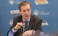 Germán Barrios, reelegido por unanimidad presidente del CES de Castilla y León
