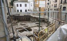 Piden que los restos arqueológicos de San Pablo se puedan visitar