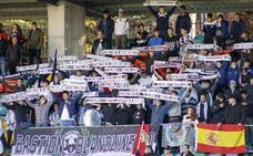 El CF Salmantino organiza viaje de aficionados para su final de Palencia