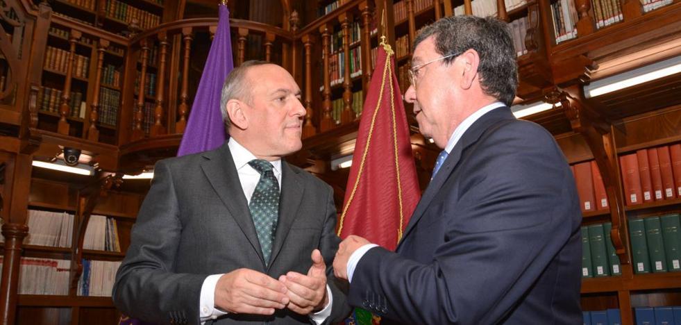 Burgos y Álava tienden puentes para «mejorar la calidad de vida» de los treviñeses