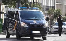 Tres detenidos en Soria por obligar a un joven a robar en cocheras, tras secuestrarle y amenazarle de muerte