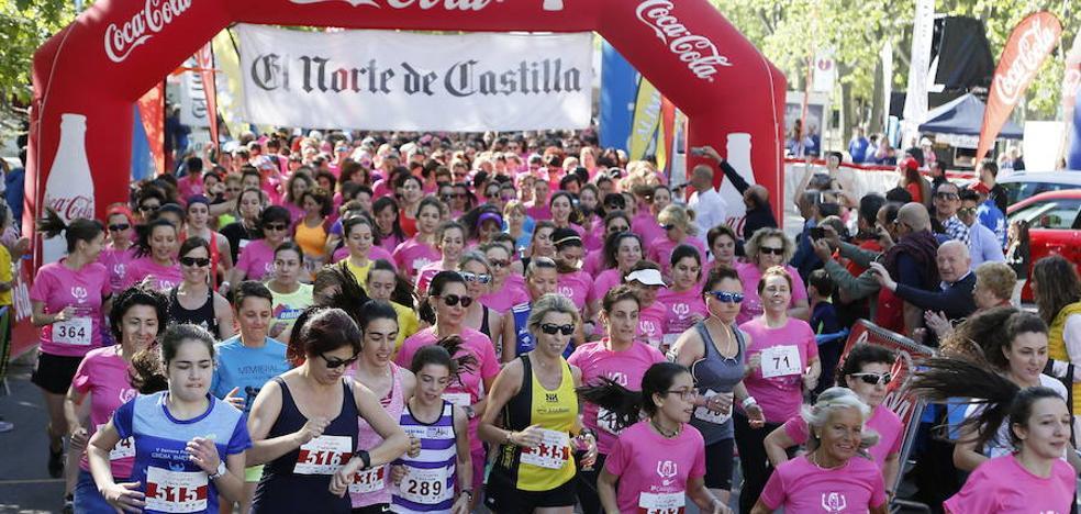 Valladolid se prepara para la II Carrera y Marcha de la Mujer