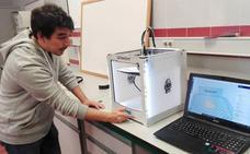 La USAL desarrolla prótesis para animales mediante la impresión en 3D