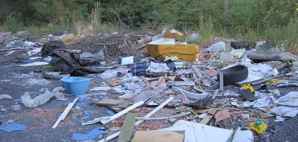 La Junta inicia la restauración de seis escombreras en la provincia de Soria