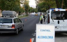 Un detenido por conducir ebrio por la carretera de San Rafael