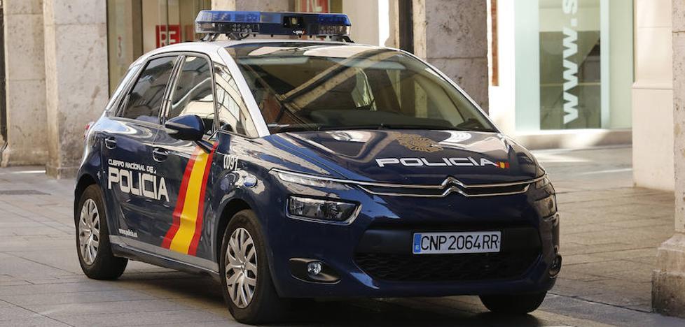 Registran la vivienda del detenido por disparar un arma casera en Palencia