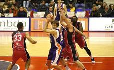 Duelo entre dos equipos enrachados en el Pisuerga
