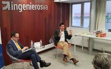 Carlos Ceruelo, CEO de Billib, realiza un acercamiento a la 'tecnología blockchain' en las tertulias de ingenierosVA