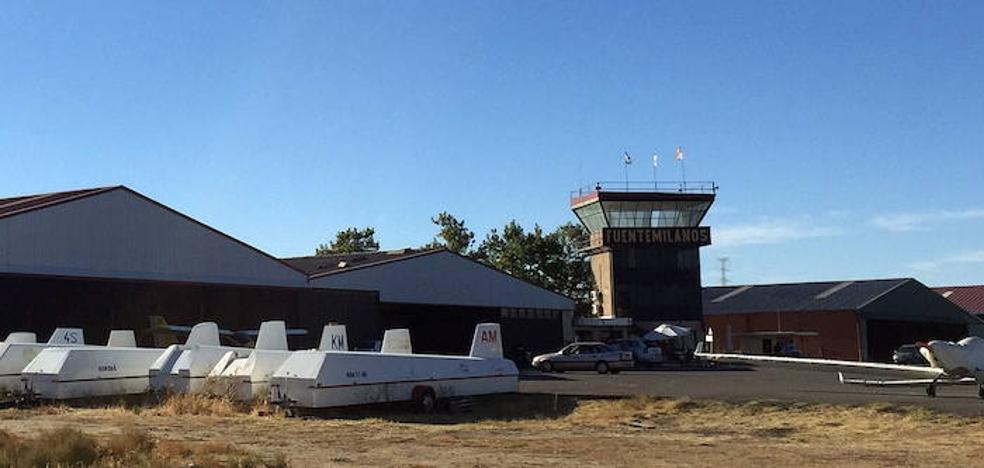 Pilotos de Fuentemilanos se convertirán en accionistas mayoritarios del aeródromo