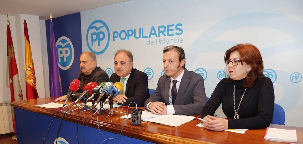 El PP valora que los presupuestos estatales garantizan las inversiones prioritarias para Palencia