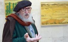 Cuadrado Lomas: «He visto pasar todos los ismos pero siempre he vuelto a mi propia forma de ver la pintura»