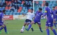 Víctor Abajo: «Si ganamos al Salmantino dejaríamos descolgado a un rival directo»