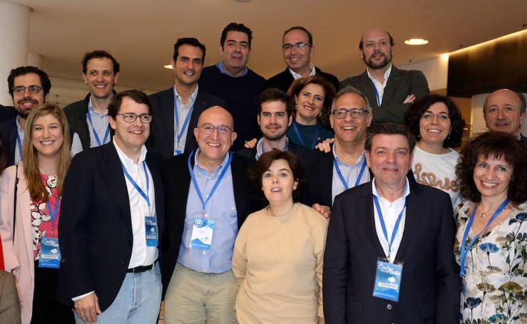 Convención Nacional del PP en Sevilla