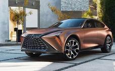 Lexus LF-1 Limitless, anticipo del futuro
