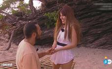 Chabelita acepta la propuesta de matrimonio de Alberto Isla en 'Supervivientes'