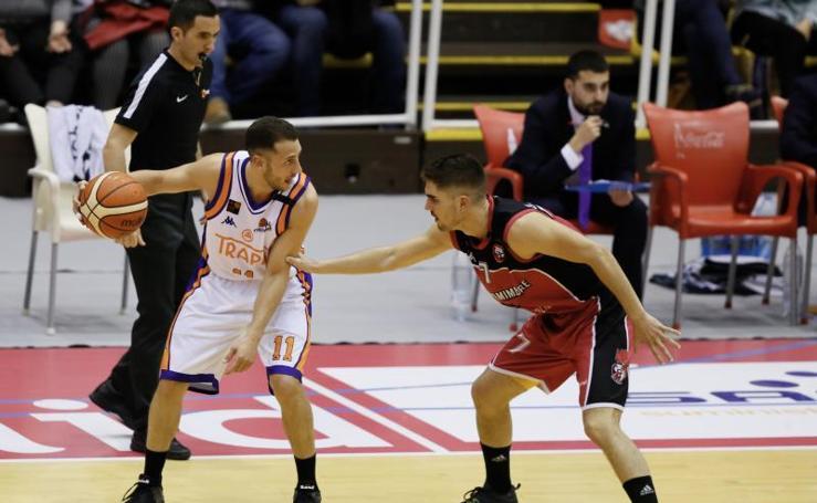 Palencia gana el derbi ante el CBC Valladolid