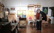Cuadrado Lomas: «Si la Junta me compra un cuadro, acepto el premio»
