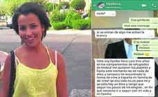La joven saharaui acogida en Laguna se casa en Tinduf y no quiere regresar