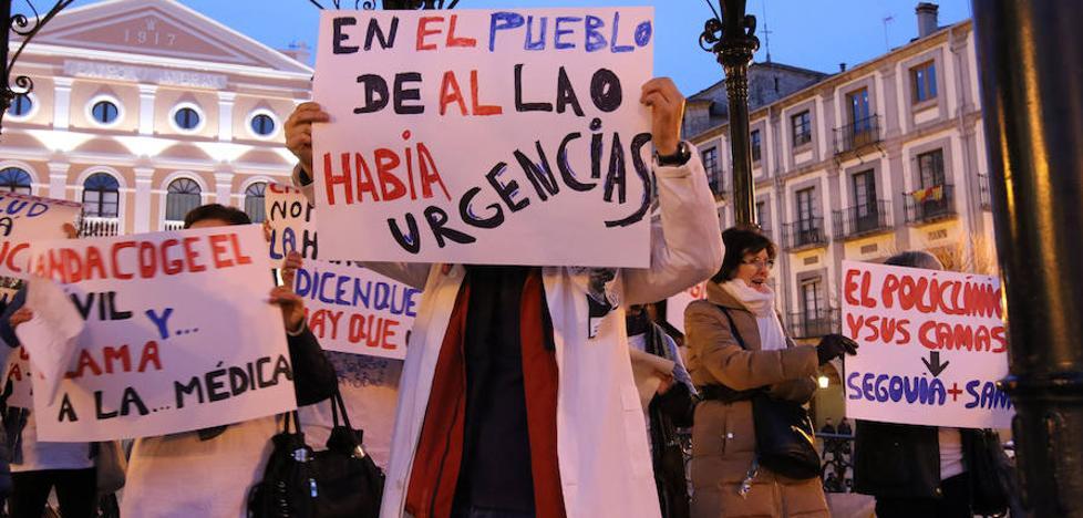 Los achaques del sistema sanitario de Segovia