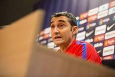 Ernesto Valverde: «Cuando bajas una marcha el partido se te complica»