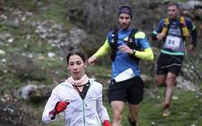 La cántabra Olga Justo gana el Arganza Trail-Cañón de Río Lobos