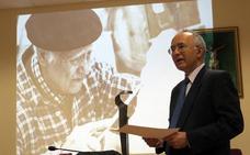 Venancio Blanco recibe en Burgos su primer homenaje a título póstumo
