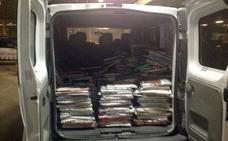 Más de 4.400 incautaciones de artículos falsificados y de productos alimenticios sin controles sanitarios