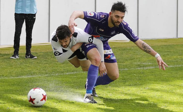 Palencia Cristo Atlético 1 - 1 CF Salmantino UDS