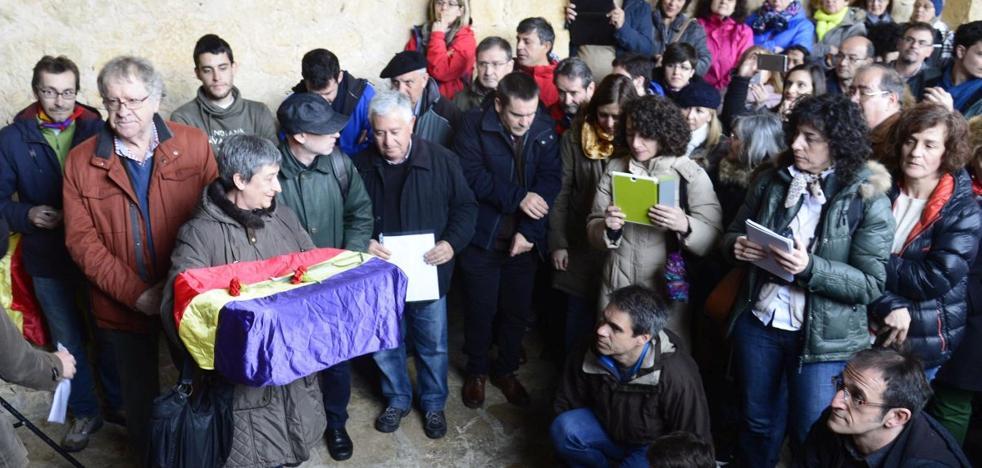 Confían en continuar con las identificaciones de los represaliados en Valdenoceda