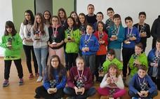 Los nuevos campeones regionales de ajedrez salen de Béjar