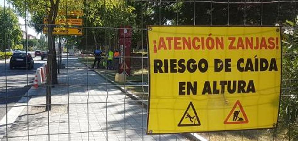 Estas son las obras que proponen los vecinos de Valladolid para sus barrios