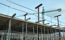 El ritmo de la construcción en Valladolid: de 7.791 viviendas en 2007 a 304 el pasado año