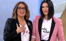 Laura Pausini deja petrificada a Toñi Moreno en 'Viva la vida'