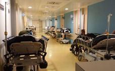 Enfermería reclama cambios en las urgencias del Río Hortega por la sobrecarga de trabajo