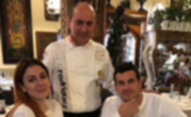 Mario Casas y Blanca Suárez comparten algo más que mantel